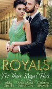 Royals for their royal heir (299 x 500)